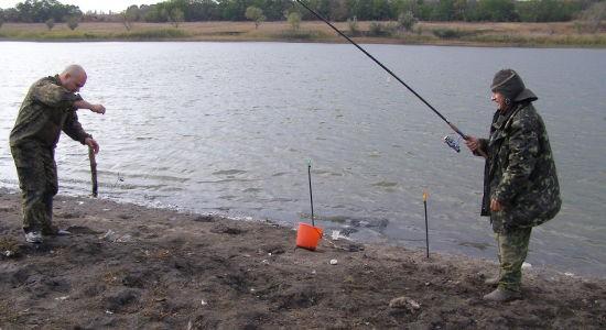 Время проведенное на рыбалке в счет жизни не идет